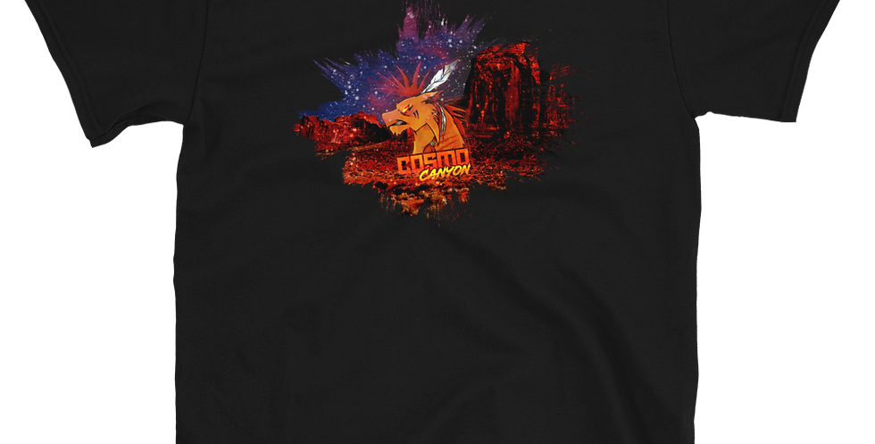 Mixtopher Cosmo Canyon Short-Sleeve Unisex T-Shirt