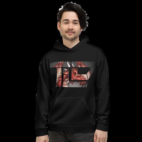 New TLD Streetwear Unisex Hoodie