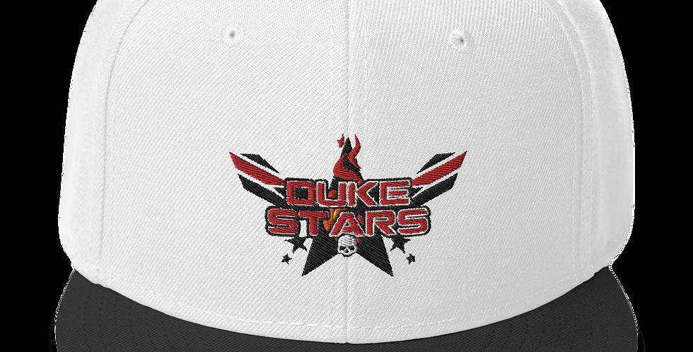 DeDuke Duke Stars Snapback Hat