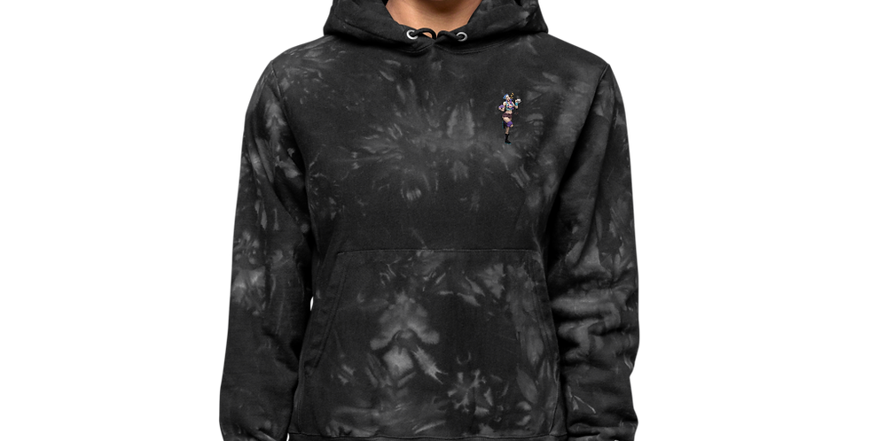 KeonaBT's Unisex Champion tie-dye hoodie