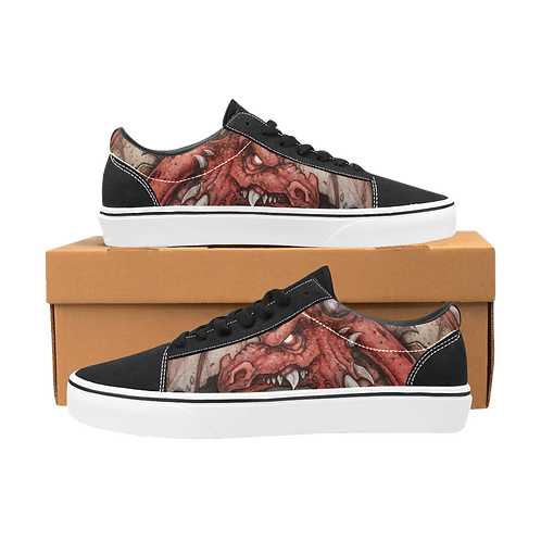 TheLostDrake Exclusive Dragon Edition Skater Shoes