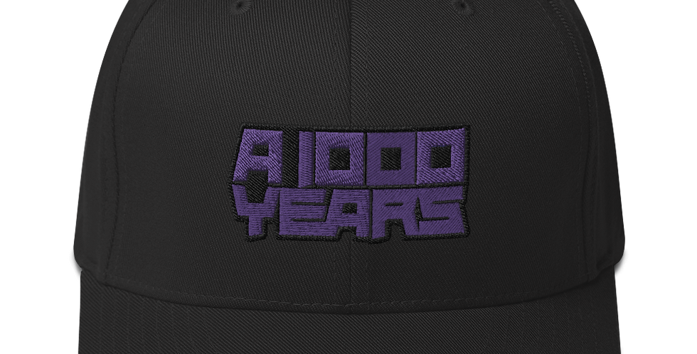 a1000Years Structured Baseball Cap