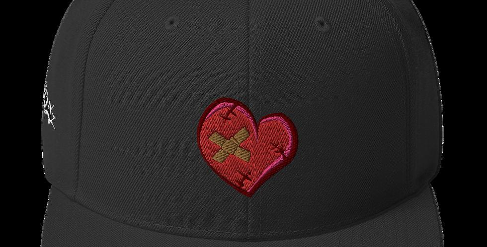 SYKOPLAYZ LOVE Snapback Hat