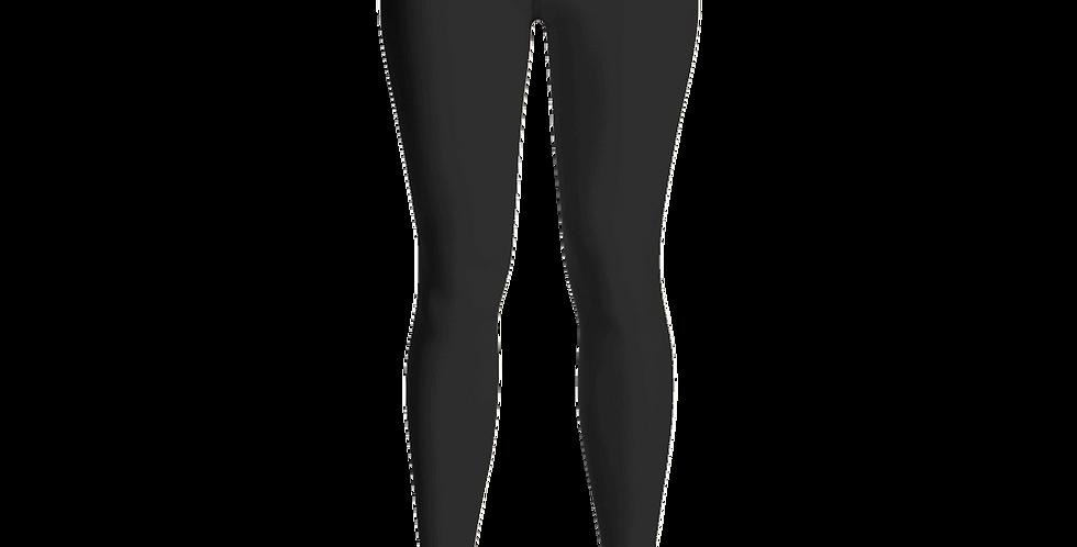 Nay Marvelous Chibi Minimal Yoga Leggings