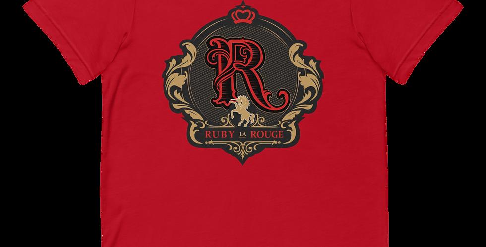 RubyLaRouge Logo Short-Sleeve Unisex T-Shirt
