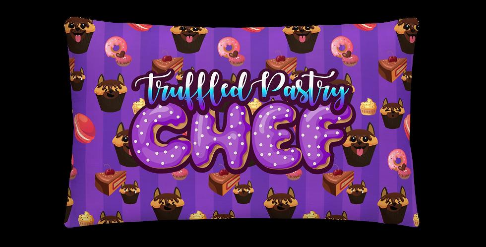 TruffledPastryChef Pupcakes Premium Pillow