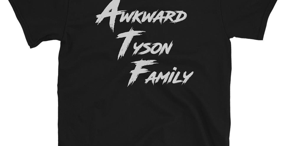 Awkward Tyson Family Short-Sleeve Unisex T-Shirt