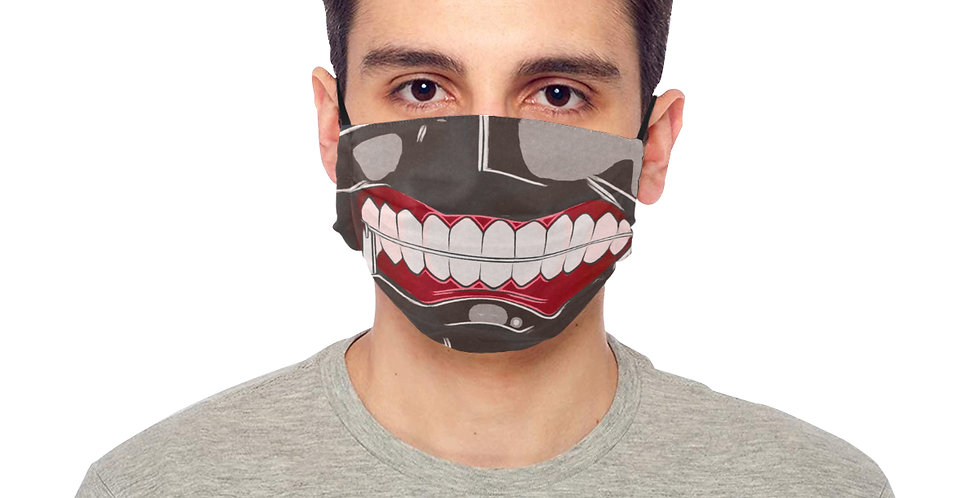 "BE SAFE ""Ghoulish Smile"" MASK Design by TLD"