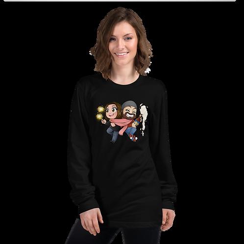 2021 NAY & DRAKE CELBRATION Long sleeve t-shirt