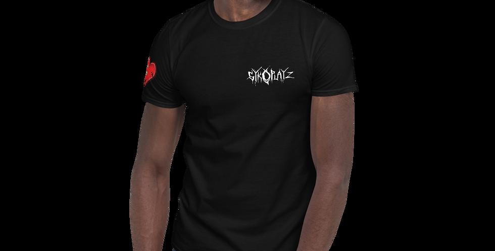 SykoPlayz LOVE Short-Sleeve Unisex T-Shirt