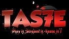 Taste with Slogan 1920x1080 Thick - TAS7