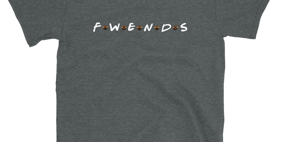 TruffledPastryChef FWENDS Short-Sleeve Unisex T-Shirt