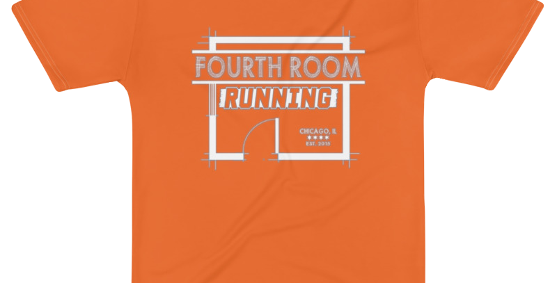 Fourth Room Brewing Fourth Room Running Poly Tee