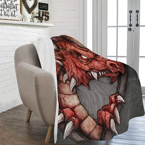 TheLostDrake Exclusive ComfyTime Blanket