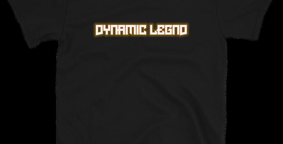 Dynamic Legnd Short-Sleeve Unisex T-Shirt