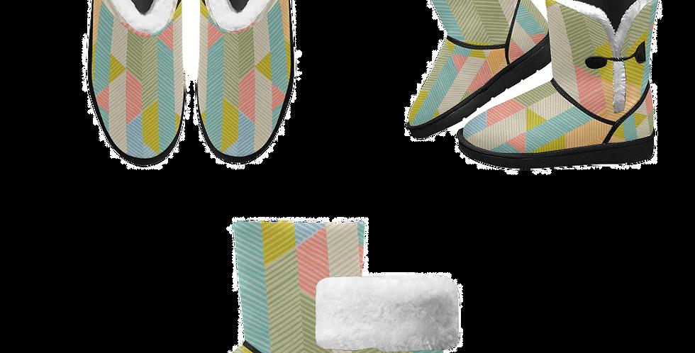 Women's Mid Calf Snow Boots
