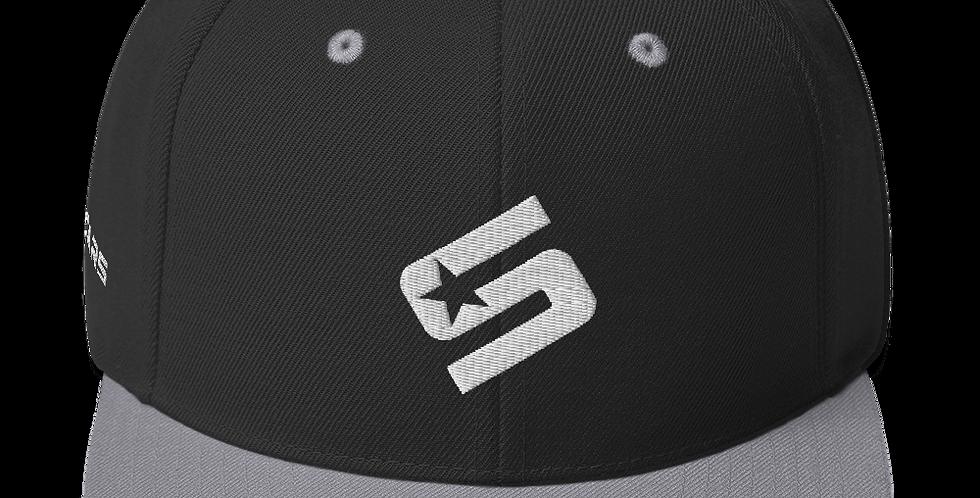 iStars Logo Snapback Hat