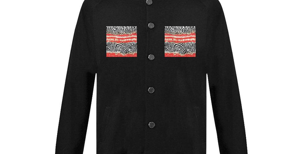Women's Baseball Jacket (USA Size)
