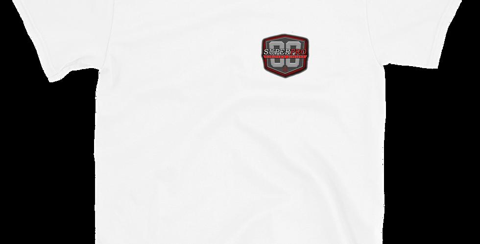SuperPro88 Logo Short-Sleeve Unisex T-Shirt