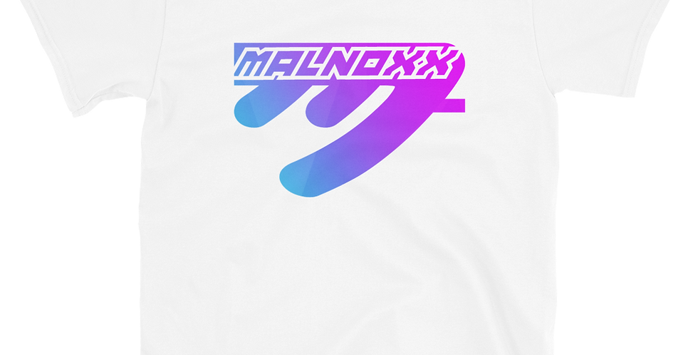 Malnoxx Logo Short-Sleeve Unisex T-Shirt