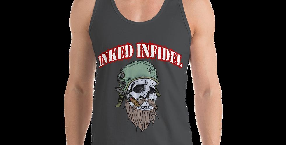 Dadticool Inked Infidel Classic tank top (unisex)
