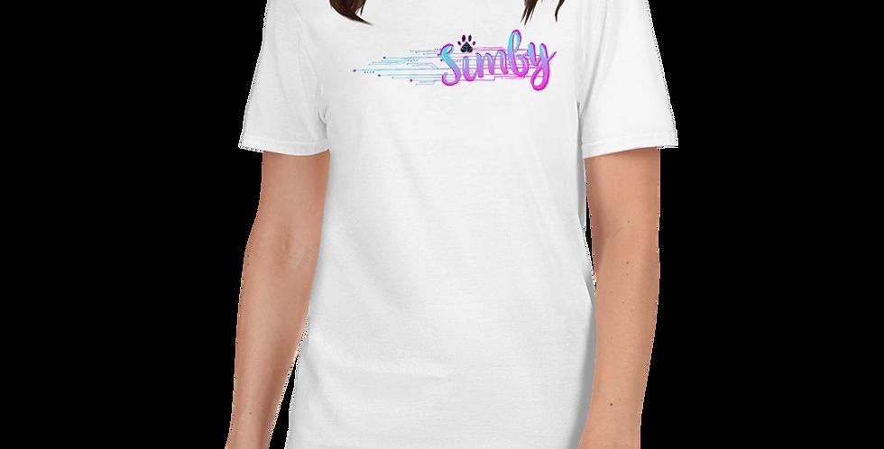 Simby PAWS Short-Sleeve Unisex T-Shirt