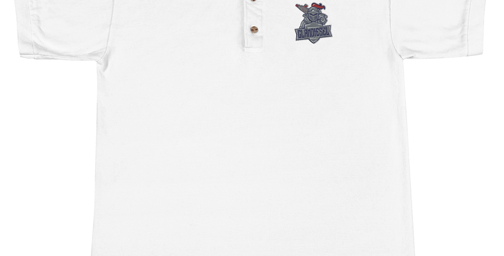 Clandiesel Embroidered Polo Shirt