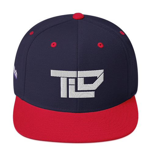 "TLD ""TheLostDrake"" StreetWear Collection Snapback Hat"