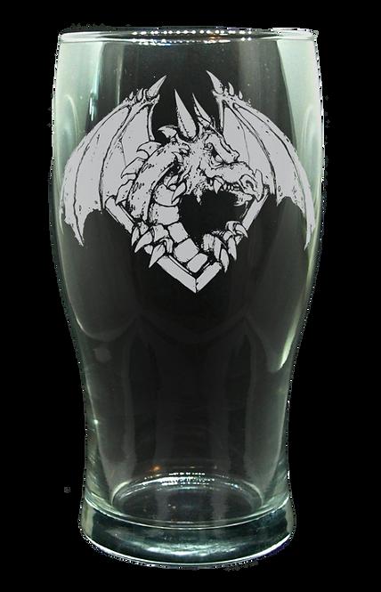 TheLostDrake 16oz Pint Glass