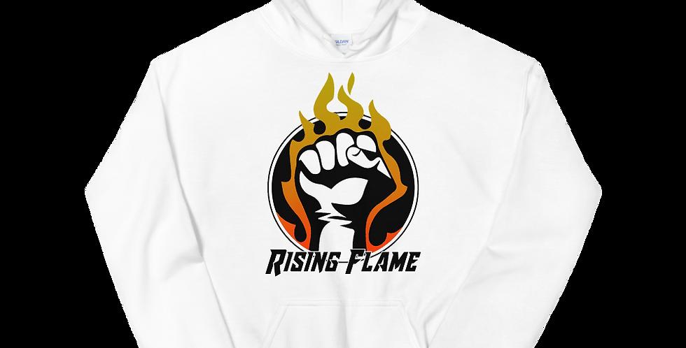 RisingFlame Logo Unisex Hoodie