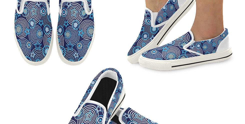 Slip-on Canvas Kid's Shoes
