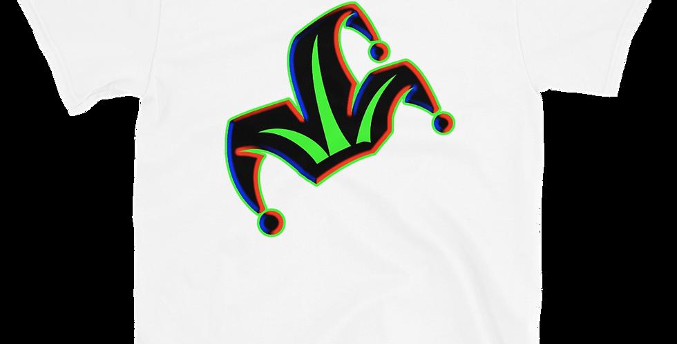 JesterGxming Logo Short-Sleeve Unisex T-Shirt