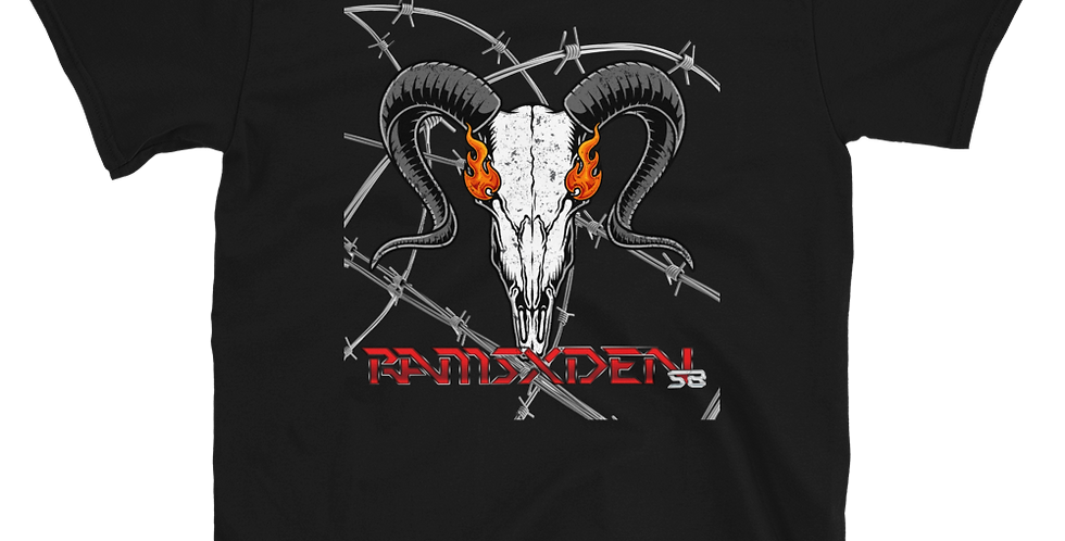 RamsXDen58 Short-Sleeve Unisex T-Shirt
