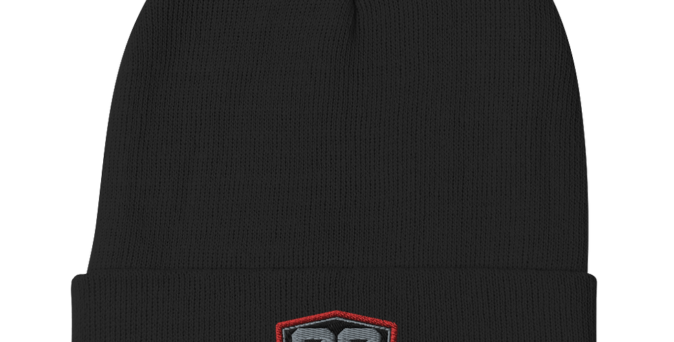 SuperPro88 Logo Embroidered Beanie