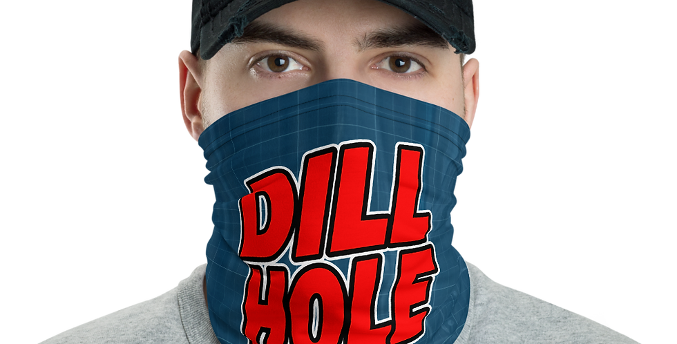 FourthRoomBrewing Dill Hole Neck Gaiter