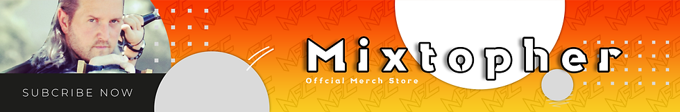 New Store Banner MF Template Design (Mix