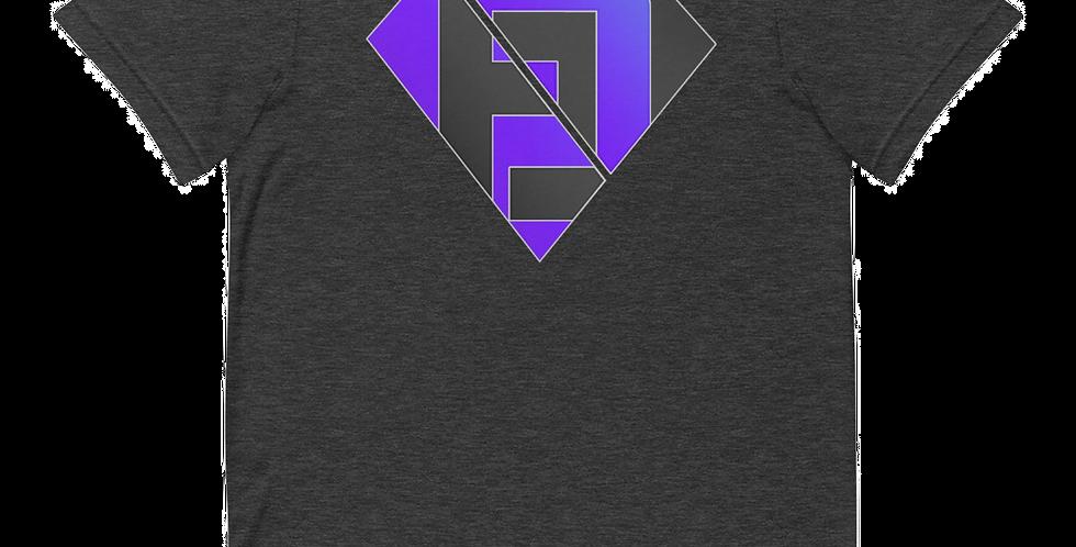 FlowDriver Logo Short-Sleeve Unisex T-Shirt
