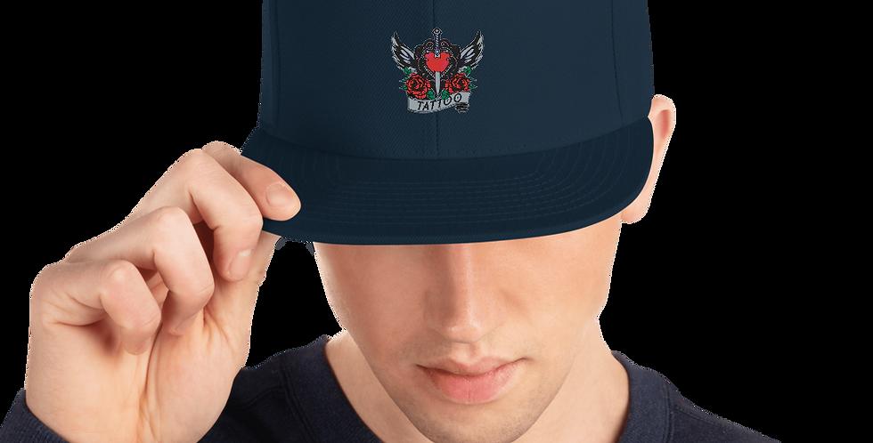 TattooAddict30 Snapback Hat