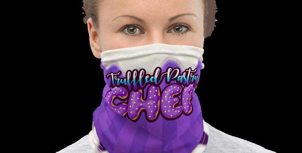 TruffledPastryChef Logo Neck Gaiter