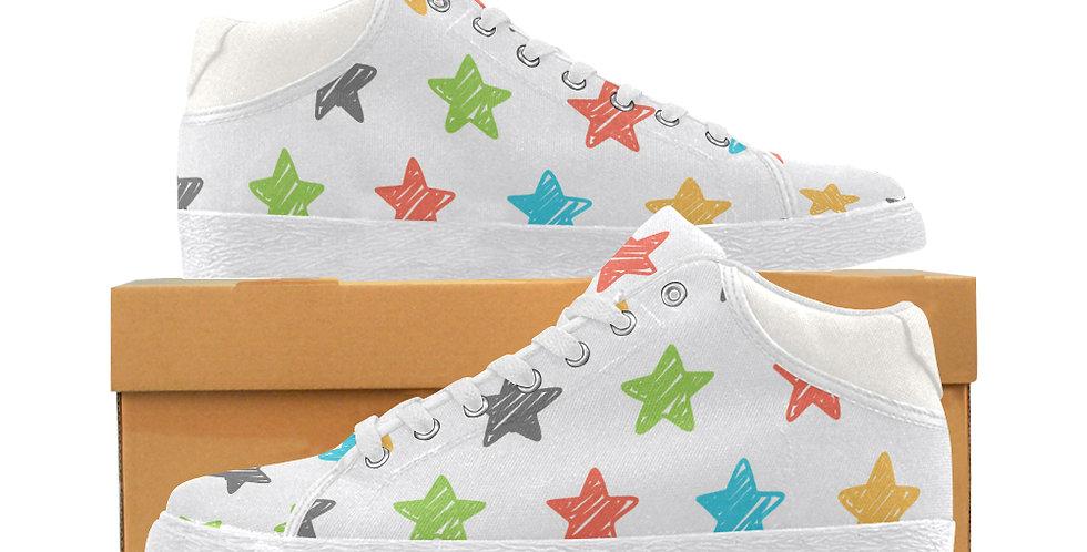 Chukka Canvas Men's Shoes