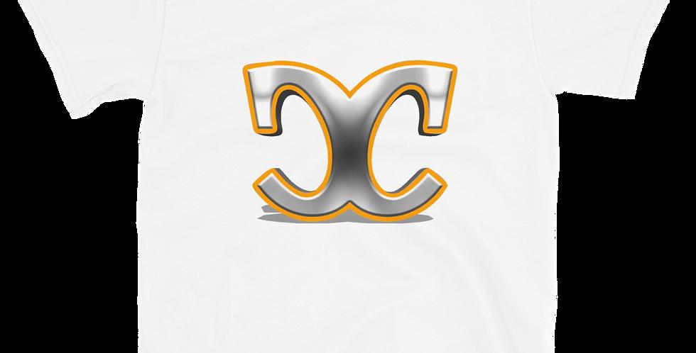 CaptainCripp1e Logo Short-Sleeve Unisex T-Shirt