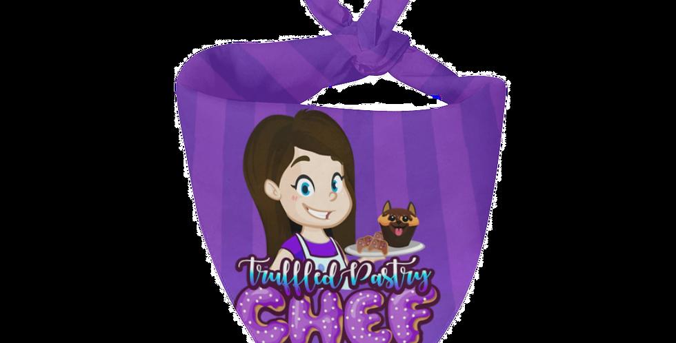 TruffledPastryChef Logo Bandana