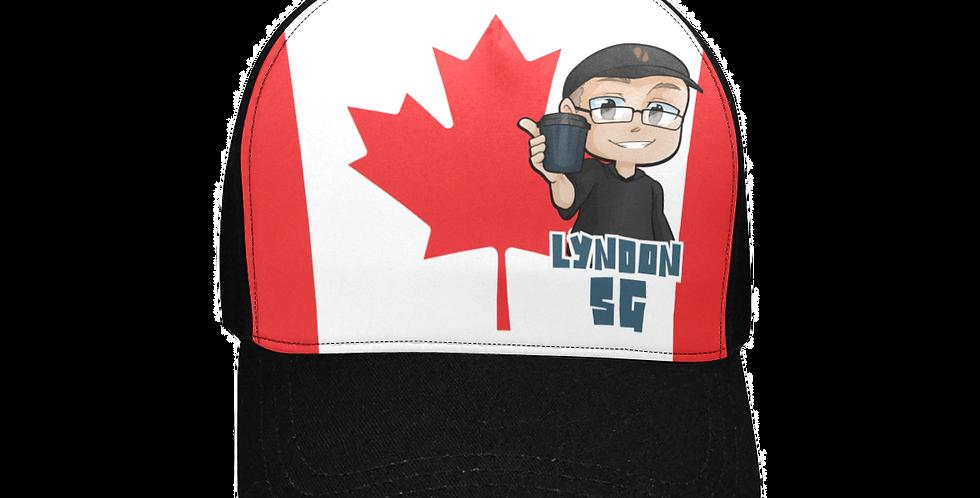 LyndonSG Unisex Baseball Cap