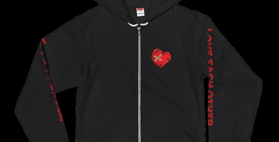 SykoPlayz Love Hoodie sweater