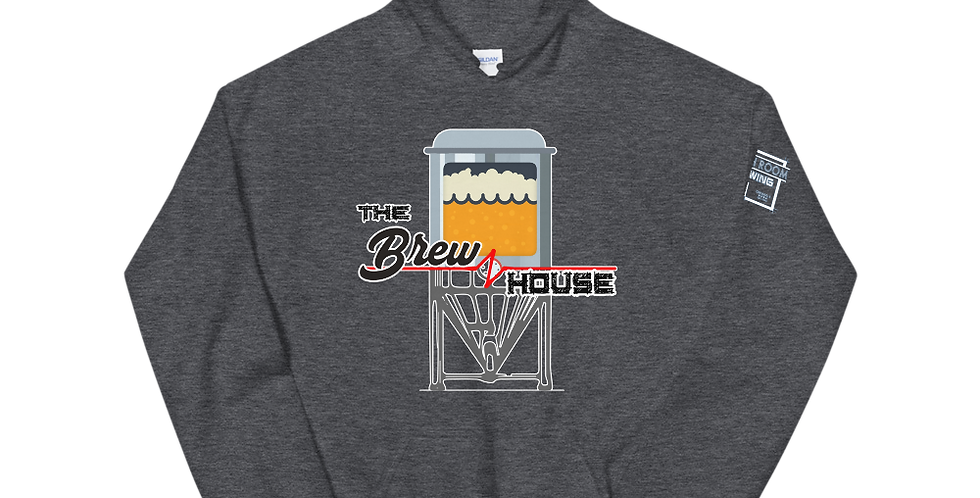 FourthRoomBrewing Brew House Unisex Hoodie