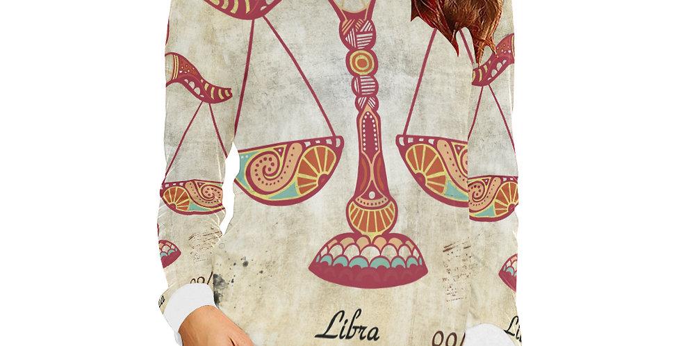 Women's All Over Print Sweatshirt