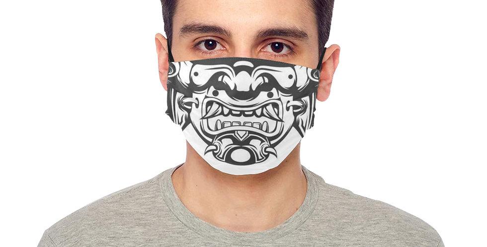 "BE SAFE ""Ghostly Demon"" MASK Design by TLD"