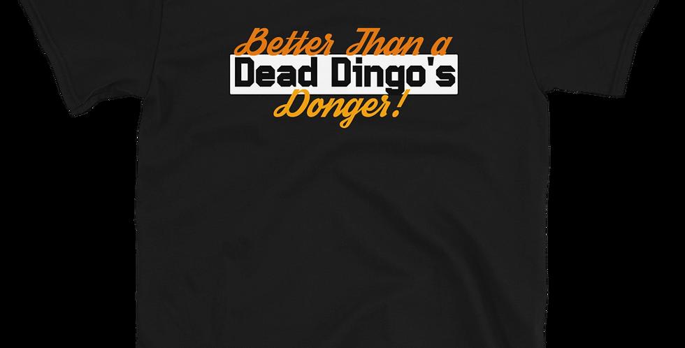 Duke of Flukes Dingo Short-Sleeve Unisex T-Shirt