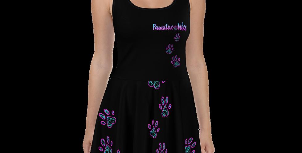 Simby Pawsitive Skater Dress