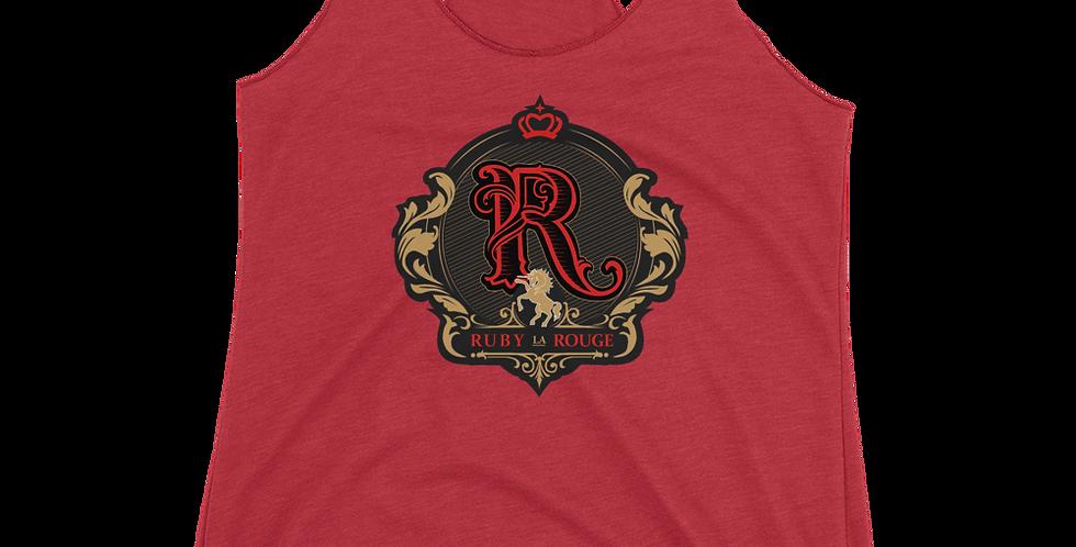 RubyLaRouge Logo Women's Racerback Tank
